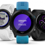 Garmin 「Amazon Music」と提携開始