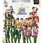 「THE IDOLM@STER SideM THANKS ST@RRY PARTY!!!!!~みんなでつくる感謝祭~」オリジナルグッズ情報解禁!