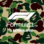 A BATHING APE® × Formula 1® COLLECTION