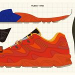「N.HOOLYWOOD TEST PRODUCT EXCHANGE SERVICE× New Balance」 コラボレーションモデルの「850」を発売