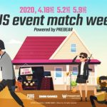 PJS event match week Powered by PREBEAR実施のお知らせ